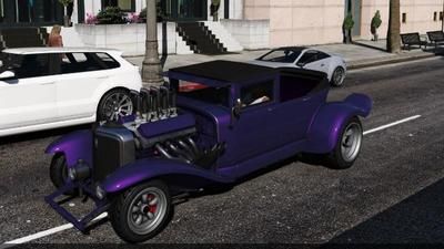 Halloween items found in GTA 5's update files for GTA Online: Loweriders