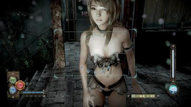 Fatal Frame: Maiden of Black Water is a lot less sexy in the West than in Japan