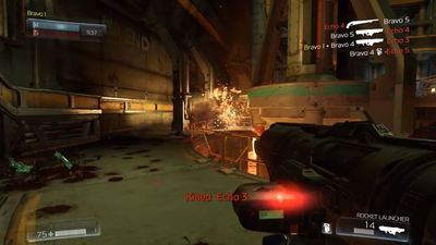 DOOM's Multiplayer Closed Alpha is coming to the PC, PS4, and Xbox One tomorrow