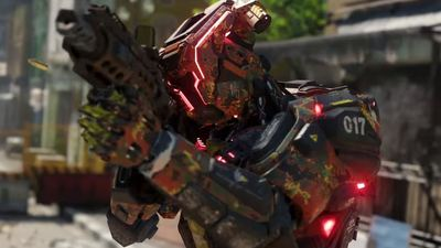 The Call of Duty: Black Ops 3 is filled with robots, explosives and zombies, oh my!