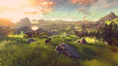 Nintendo teases surprise twist in Legend of Zelda Wii U world