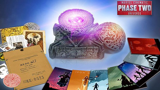 Marvel s cinematic universe phase two collector s edition box set