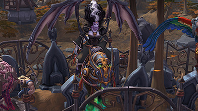 Here's what's coming to Heroes of the Storm with next week's Hallow's End event