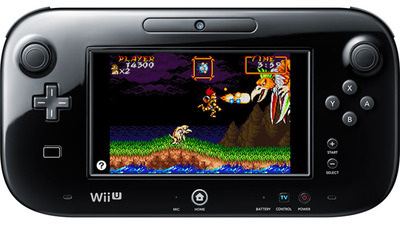 Super Ghouls 'n Ghosts makes its way to Wii U Virtual Console