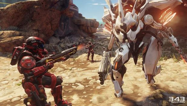 You can open your Halo 5: Guardians REQ Packs right now