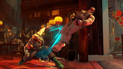 Street Fighter 5 data mining reveals new fighters, roster and more