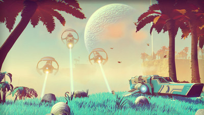 Hello Games denies surprise release for No Man's Sky this week