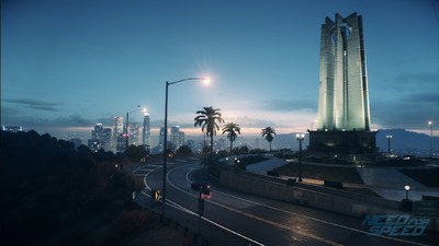 Need for Speed's six districts detailed