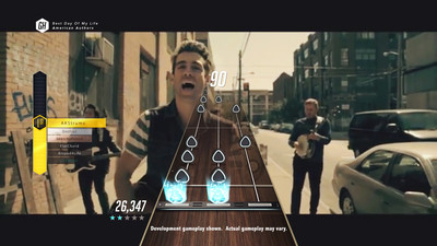 'The Lazy Song' among Guitar Hero Live's most played tracks