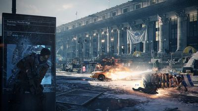 The Division available for pre-order on Steam, holds March release