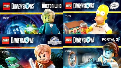 Lego Dimensions add on packs get release dates