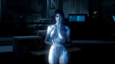 Here's why Cortana is naked in the Halo franchise