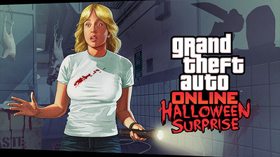 GTA Online gets a Halloween Surprise