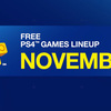 Sony confirms PS4's two free PS Plus games for November
