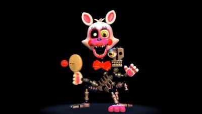 The first teaser for the Five Nights at Freddy's World RPG is not what you'd expect