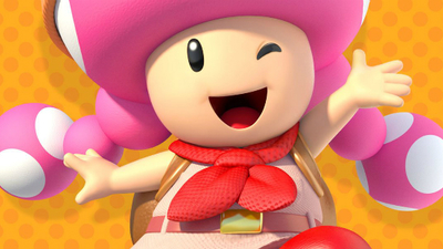 Toadette to make debut in Mario Tennis: Ultra Smash
