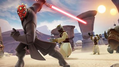 Darth Maul, Hulkbuster and more available today for Disney Infinity 3.0