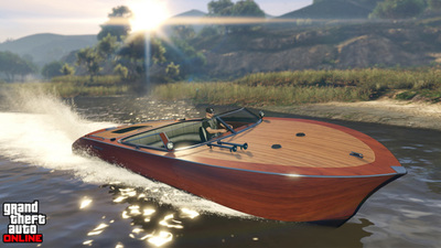 Livable yachts could be coming to GTA Online