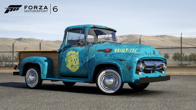 Fallout 4-themed cars headed to Forza Motorsport 6