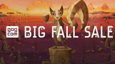 GOG's Big Fall Sale kicks off with over 350 gaming deals