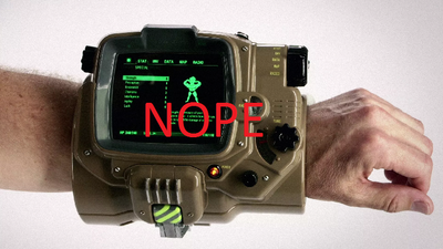 Missed out on the Pip-boy edition of Fallout 4? Try this alternative