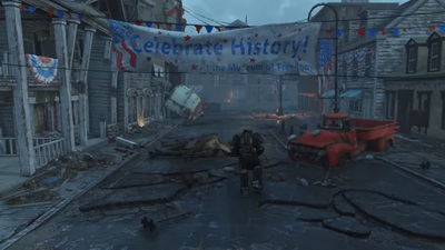 Fallout 4's gameplay launch trailer will make you squeal with excitement
