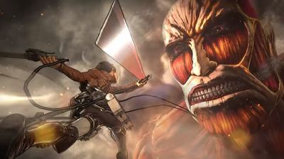 Take a look at some gameplay from the yet-to-be-named PlayStation exclusive Attack on Titan game