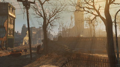 Why Fallout 4's leaked map walk video doesn't tell the whole story