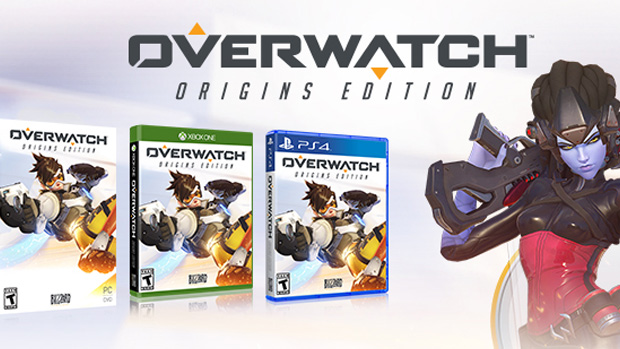 overwatch origins edition  collector u0026 39 s edition officially