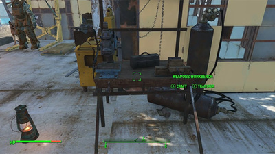 A quick guide to Fallout 4's weapon crafting system