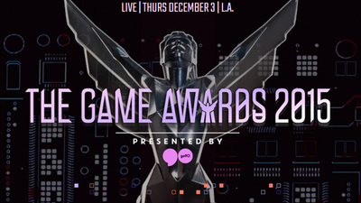 The Game Awards 2015 to air December 3rd