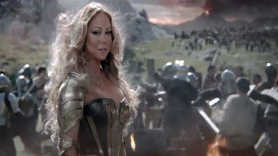 Mariah Carey joins The Lego Batman Movie, but not as Comissioner Gordon