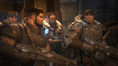Gears of War Ultimate Edition owners have to wait until December for free backward compatible Gears games