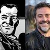 Jeffrey Dean Morgan has been cast for an iconic villain role in The Walking Dead