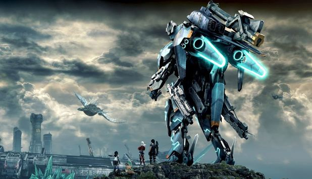 Xenoblade Chronicles X's map is bigger than Skyrim, Fallout 4 and The Witcher 3's maps combined