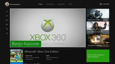 The New Xbox One Experience officially out now