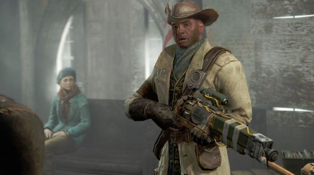 Fallout 4 Guide: Rare and unique weapon locations