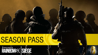 Tom Clancy's Rainbow Six Siege Season Pass detailed