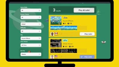 Nintendo launching new website to improve Super Mario Maker level search