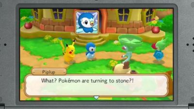 All 720 Pokemon will be playable in upcoming Pokemon Super Mystery Dungeon