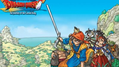 Dragon Quest 7, 8 headed to 3DS in 2016