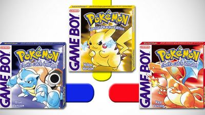 Pokemon Red, Blue and Yellow heading to 3DS next year