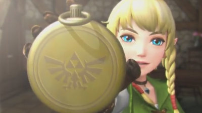 Linkle, the female Link, confirmed for Hyrule Warriors Legends