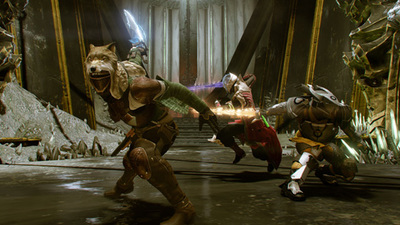 Destiny's November update arrives next week with a few more changes