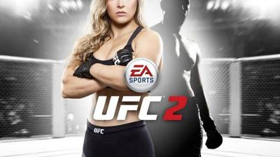 EA Sports UFC 2 will feature Ronda Rousey on its cover