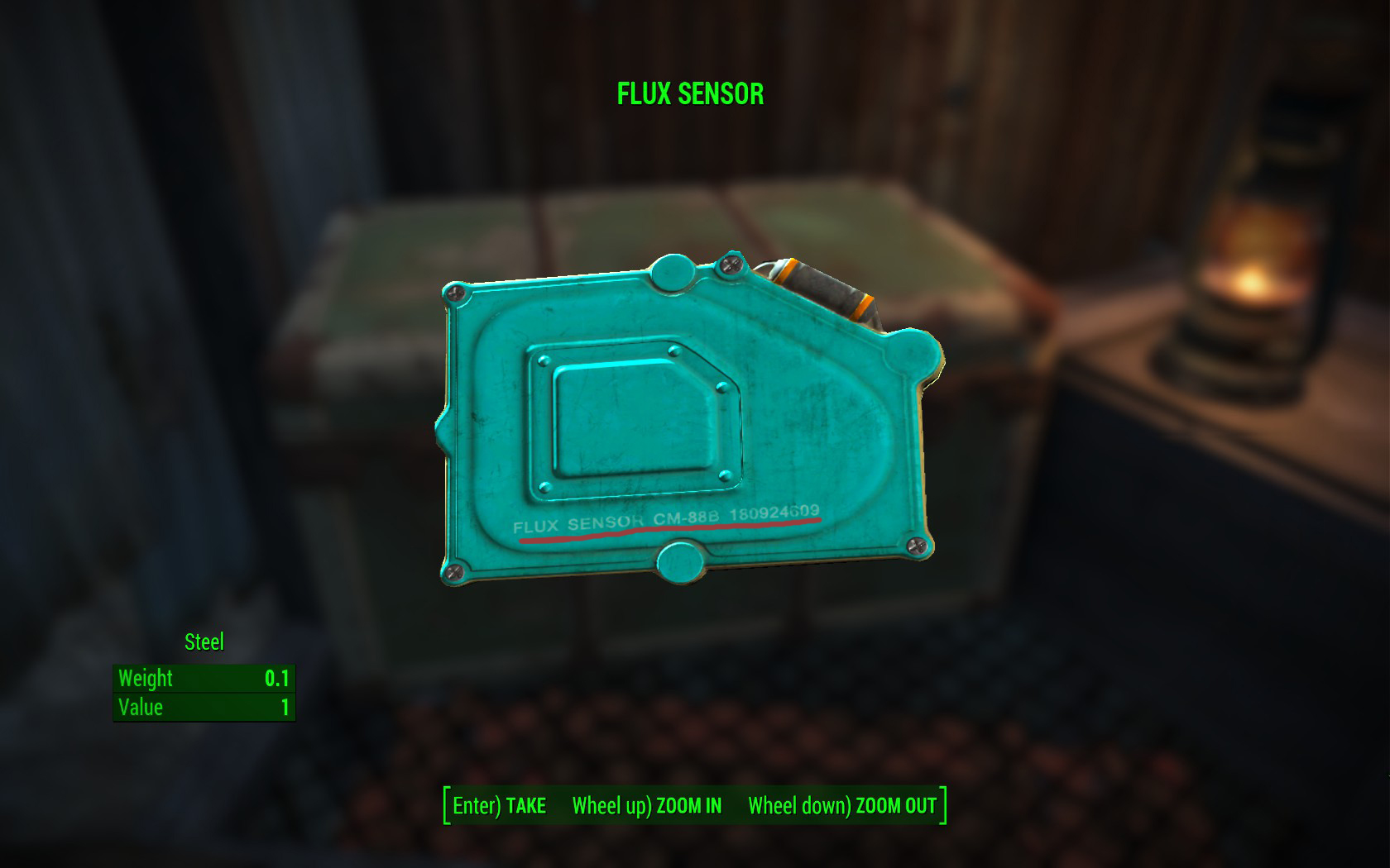 Player finds crazy Alien reference in Fallout 4