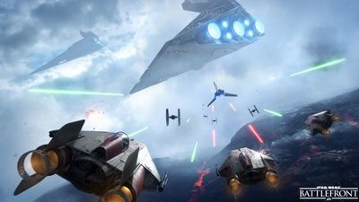 EA plans to continue Star Wars Battlefront series with sequels