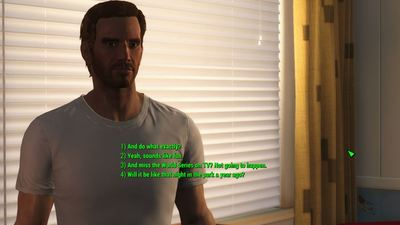 This Fallout 4 mod will have you saying exactly what you mean