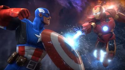 First Marvel: Contest of Champions TV Spot Reveals 2 New Champions Coming to the Battlerealm!
