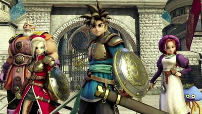 Dragon Quest Heroes gets PC release date